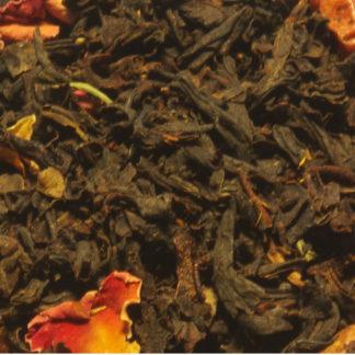 Thés noirs parfumés